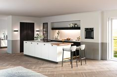 As we move into 2020 interest in kitchens that are as eco friendly as they are beautiful grows . Kitchen Projects, Dream Kitchen, Kitchen Plans, Kitchen Decor, Modern Kitchen, Home Decor, German Kitchen, Modern Kitchen Plans, Kitchen Design