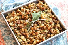 Herb Stuffing - Delish.com