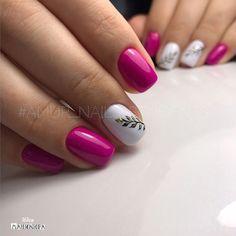 Sin nombre Cute Nails, Pretty Nails, Pink Nails, My Nails, Music Nails, Semi Permanente, Glitter Manicure, Chrome Nails, Nagel Gel