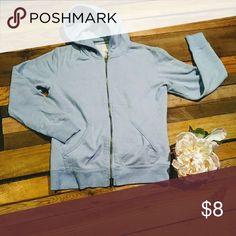 Bitten by Sarah Jessica Parker Size Medium Size Medium Light Blue Hooded Jacket,  Bitten by Sarah Jessica Parker Bitten Jackets & Coats