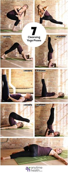 I am so happy I can do all of them!!! :) cleansing yoga poses - Fit Foodie Finds