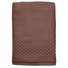 Håndklæde, 50x95 cm, wine