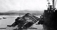 #Tirpitz wreck (Norway)