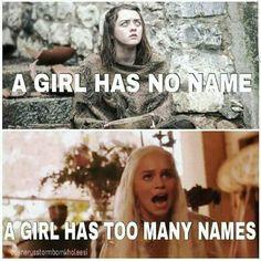 #aryastark #daenerys #daenerystargaryen #maisiewilliams #emiliaclarke #gotmemes #gameofthronesmemes #gameofthronesfamily #gameofthroneshbo #got #gameofthrones by gameofthrones_n1