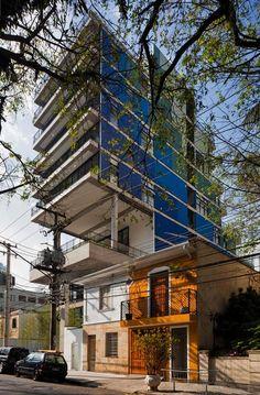 Edifício Comercial João Moura  Nitsche Arquitetos