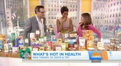 Who made it on the Today Show? Madhava did!   Check out what registered dietitian, Joy Bauer, Today Show host, Tamron Hall and actor, Christian Slater had to say about Coconut Sugar, as well as some other tasty products: http://www.today.com/video/today/54855864#54855864 #MadhavaBuzz