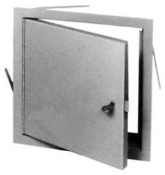 "Karp KRP-250-FR Non-Insulated Fire Rated Access Door 30"" x 22"" at PlumberSurplus.com"