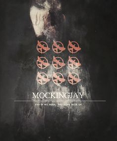 "Mockingjay. (not exactly what you'd call ""joyful"" but I love it.)"