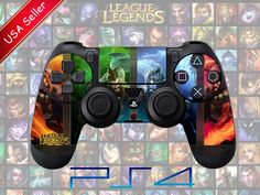 Udyr League of Legends PS4 Controller Skin