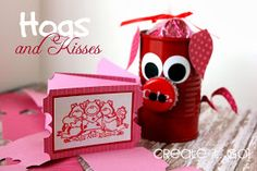 Create it. Go!: Hogs and Kisses in a Can!