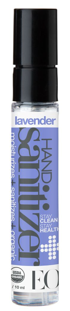 EO® Organic Lavender Natural Hand Sanitizer Spray .33 oz