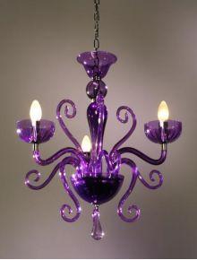 4079 purple murano glass chandelier pinterest murano glass french lighting french chandeliers purple acrylic chandelier aloadofball Gallery