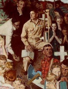 an analysis of the topic of the norman rockwell Different images of norman rockwell paintings for analysis give each small group an index card and assign a group topic: norman rockwell lesson plan.