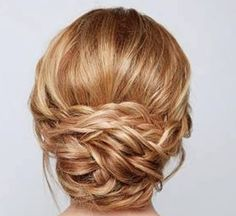 Braided Chignon | TheWHOot
