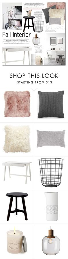"""Fall Interior"" by dian-lado on Polyvore featuring interior, interiors, interior design, home, home decor, interior decorating, Elle Macpherson Intimates, Natures Collection, Ralph Lauren and Ethan Allen"