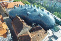 Architecture - Kunsthaus Graz | Kunsthaus Graz