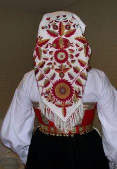 Head dress from Åmli, Norway