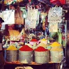 Spice souk. #maroc #taroudant