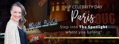 VIP Celebrity Day Paris