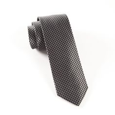 BIG TOOTH Ties - Grey | Ties, Bow Ties, and Pocket Squares | The Tie Bar