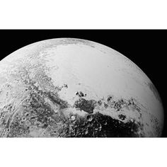New close-up images of Pluto reveal a bewildering variety of surface features that have scientists reeling because of their range and complexity. This synthetic perspective view of Pluto based on the latest high-resolution images to be downlinked from our New Horizons spacecraft shows what you would see if you were approximately 1100 miles (1800 kilometers) above Pluto's equatorial area looking northeast over the dark cratered informally named Cthulhu Regio toward the bright smooth expanse…