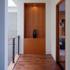 Hallway Niche Design Ideas, Pictures, Remodel, and Decor - page 7