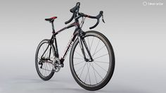 Bianchi Infinito CV -- An ingenious rough-road performance solution with no vices - bikeradar.com - July 9, 2014