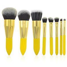 Search: make up brush set   LightInTheBox Makeup Brush Cleaner, Makeup Brush Holders, Makeup Brush Set, Makeup Kit, Makeup Tools, Makeup Ideas, Beauty Makeup, Contour Brush, Contour Makeup