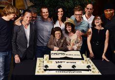 """NCIS: Los Angeles"" celebrates 100th episode at Paramount Studios"