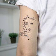 November 26 2019 at fashion-inspo Mini Tattoos, Dream Tattoos, Future Tattoos, New Tattoos, Body Art Tattoos, Small Tattoos, Cool Tattoos, Tatoos, Venus Tattoo