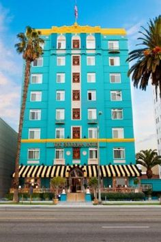 The Georgian Hotel, Santa Monica