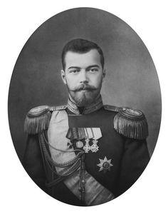 moscowavenue:  Born on this day in 1868 was the last Emperor of Russia, Nicholas II.Happy birthday.(Sergei Levitsky, Lev Levitsky | Portrait of Emperor Nicholas II | Photograph: photogravure | Russia. 1890s)
