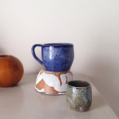 Kay mug + #atelierrichard bowl