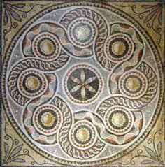 antik mozaik sanatı ile ilgili görsel sonucu
