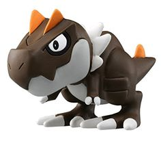 Takaratomy Official Pokemon X and Y MC-031 Figure - Tyrunt/Chigoras