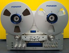 "Pehaps my tape-splicing skills won't go to waste after all. ""Reel-to-reel tape is the new vinyl"" 