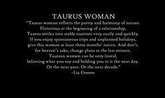 #taurus #lizgreene