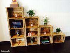 46 meilleures images du tableau deco caisse en bois dekoration