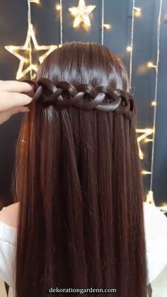 Easy Hair Ideas For School : Amazing hairstyles compilation