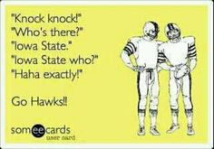 Hawkeyes!!!