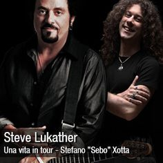 New article on MusicOff.com: Steve Lukather - Una vita in tour. Check it out! LINK: http://ift.tt/200e8qB
