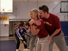 Gym class was a sexual harassment lawsuit waiting to happen. | 27 Signs You Went To High School In Sunnydale