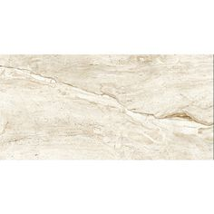 "Abolos Thin Porcelain 23.6"" x 11.8"" Glass Field Tile in Calacatta Oro"