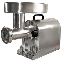 Weston 08-3201-W PRO-1050 #32 Electric Meat Grinder & Sausage Stuffer