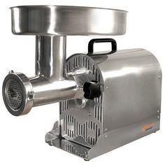 Weston 08-3201-W PRO-1050 #32 Electric Meat Grinder & Sausage Stuffer