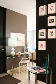 Modern Home Office Design, Pictures, Remodel, Decor and Ideas - page 16