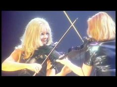 Lord of the Dance live at The Point Theatre in Dublin on July 2, 1996 / Strings of Fire by Máiréad Nesbitt and Cora Smyth