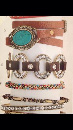 #ArmParty #DesertDiva #Starlet #Confections #Stacksational #PremierDesigns