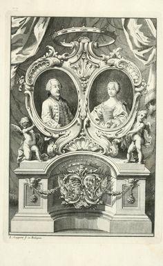 Francesco Aldrovandi Mariscotti colla nobil donna la signora marchesa d. Lucrezia Fontanelli : pubblicati in occasione del primo ingresso di esso signor senatore al Gonfalonierato di Giustizia (1762)