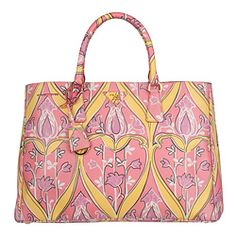 If this Prada bag were wallpaper i'd be one happy camper